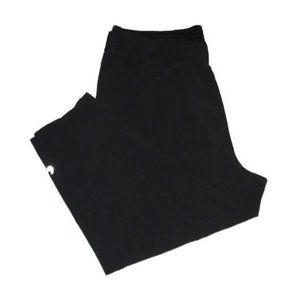 Nike Black 7/8 Running Pants Joggers Running Crop